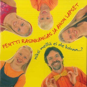 Pentti Rasinkangas - Osuvat Lastenlaulut